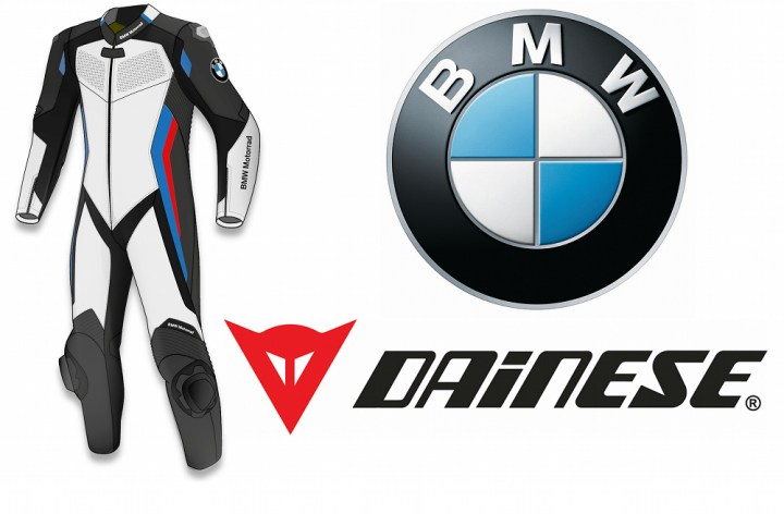 BMW, Dainese to co-operate on safety gear – even possibly airbags
