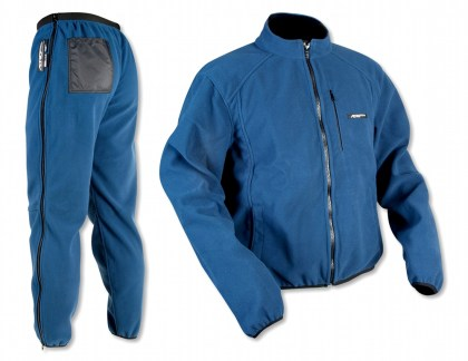 The 'Stich also came with a set of the company's TLTec fleece liners.