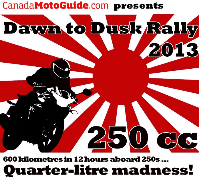 Get your 250 redy for this year's D2D!