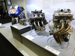 What exactly is Yamaha planning with this new twin? Photo: Autoby.jp