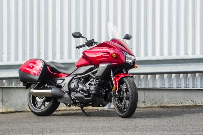 This makes sense: A moderately-priced touring bike would appeal to plenty of folks who can't afford a Gold Wing.
