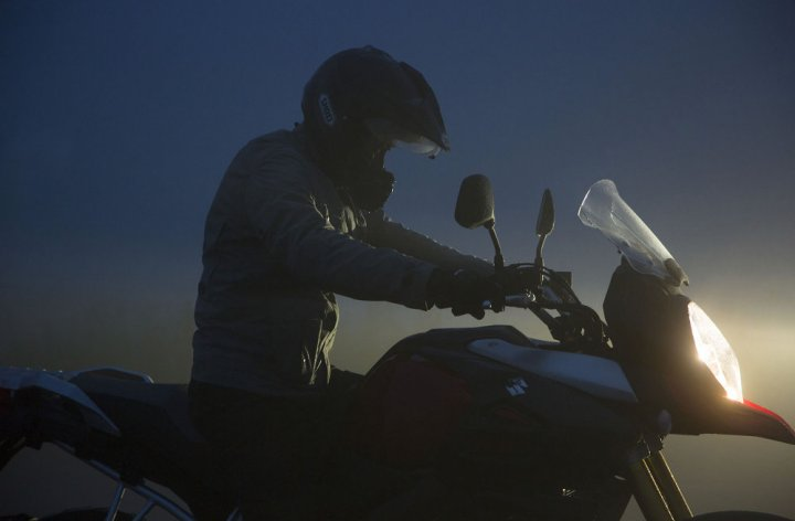 The 2014 Suzuki V-Strom 1000: 45 photos and all the details!