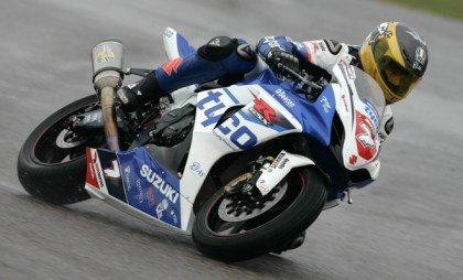 Guy Martin could be taking his wild hair and fearless speed to more tracks in the future, if he really does try more World Endurance racing.