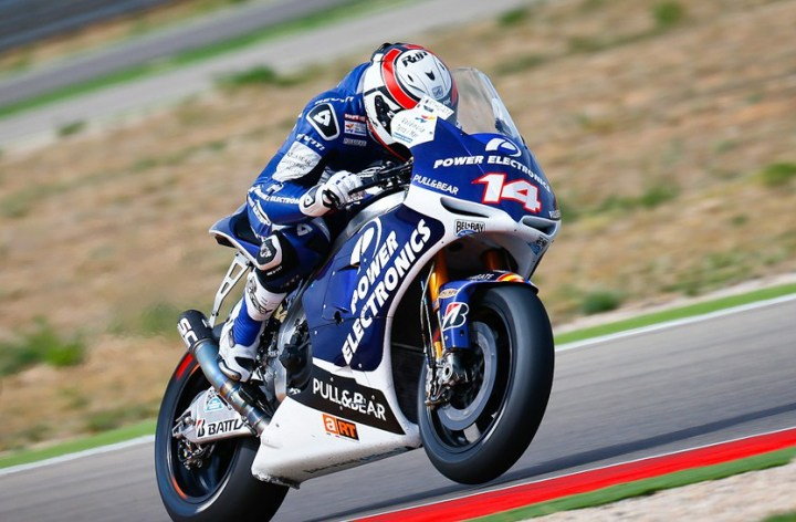 Suzuki talks MotoGP plans