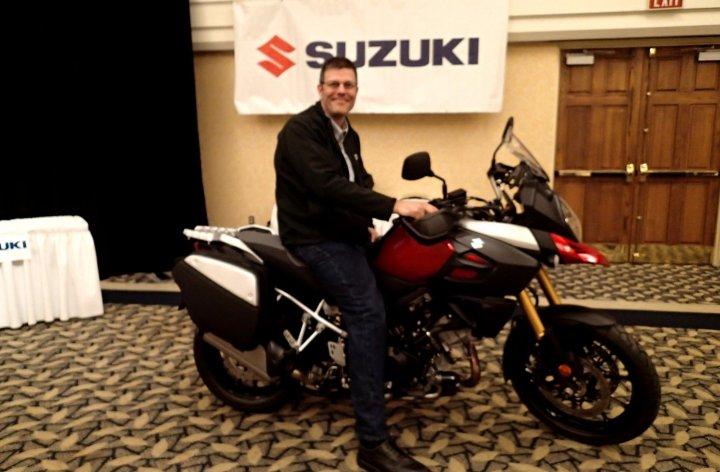 Suzuki updates – 1000 Strom pricing and Burgman 200