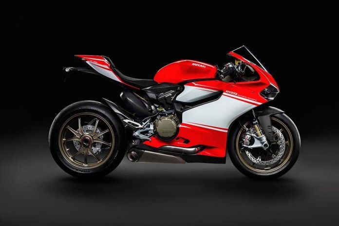 Lighter, faster ... and more expensive. Here's Ducati's latest superbike.
