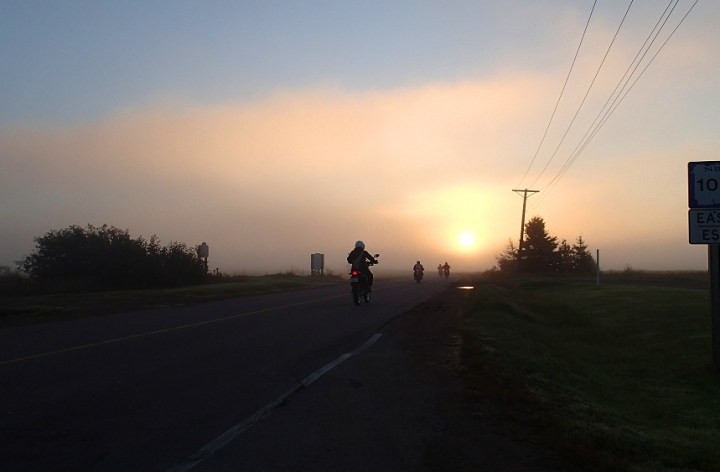 Dawn to Dusk 2013: The Long One