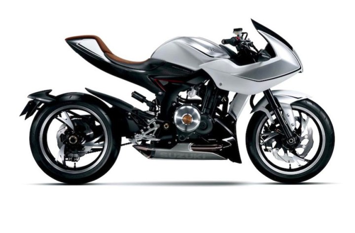 Got turbo? Suzuki teases exciting new concept bike