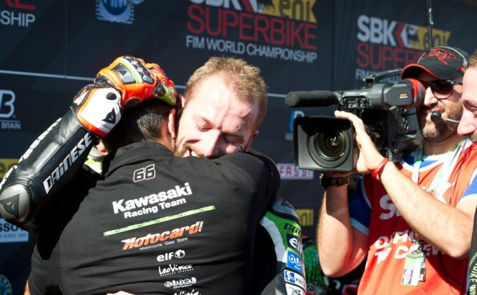 Tom Sykes took the WSB championship on the weekend. Photo: TomSykes66.com