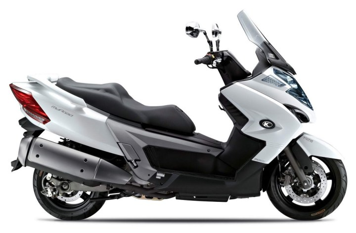 Kymco announces 2014 lineup for Canada