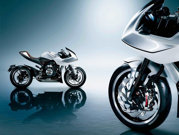 Suzuki's turbocharged Recursion promises a return to exciting innovation.