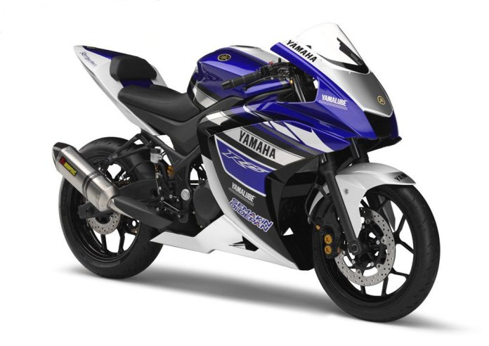 Here's Yamaha's R25 concept bike, a 250 cc pocket rocket for the masses.