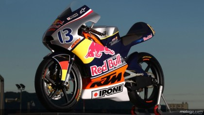 The 2014 Husky race bike will look a lot like this, as they're racing a rebadged KTM.