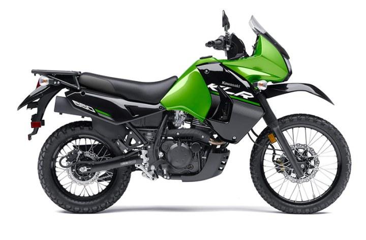 Kawasaki says no 2019 KLR650 for Canada