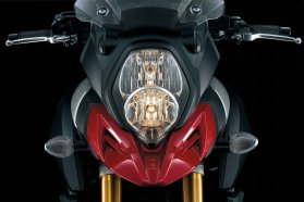 2014 Suzuki V Strom 1000 headlight