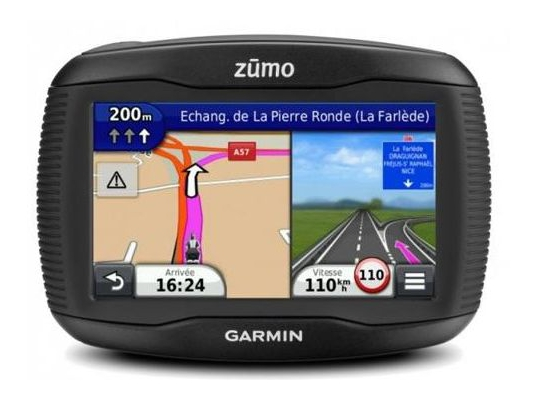 New Garmin GPS takes you to the twisties