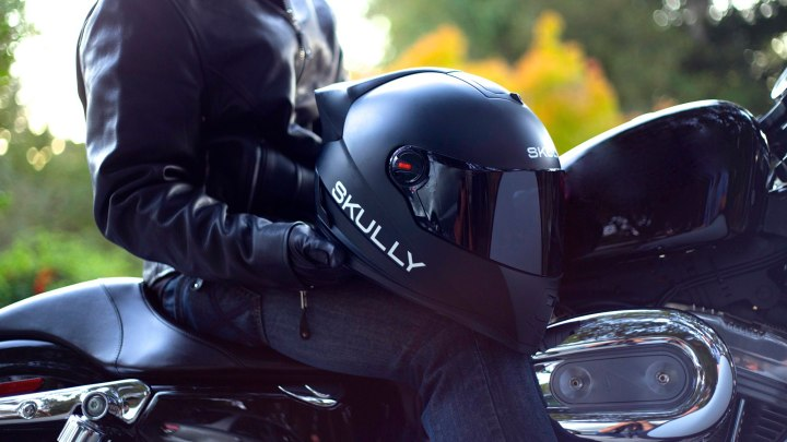 Skully is looking for testers for their new P1 helmet. Photo: Facebook