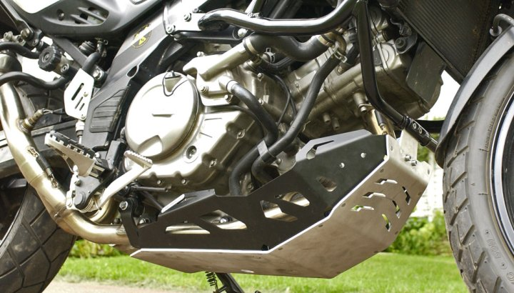 Twisted Throttle's co-operation made the project much easier.
