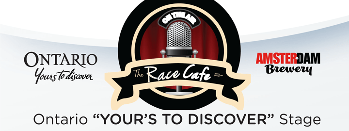 Race Café at the Toronto Motorcycle Show