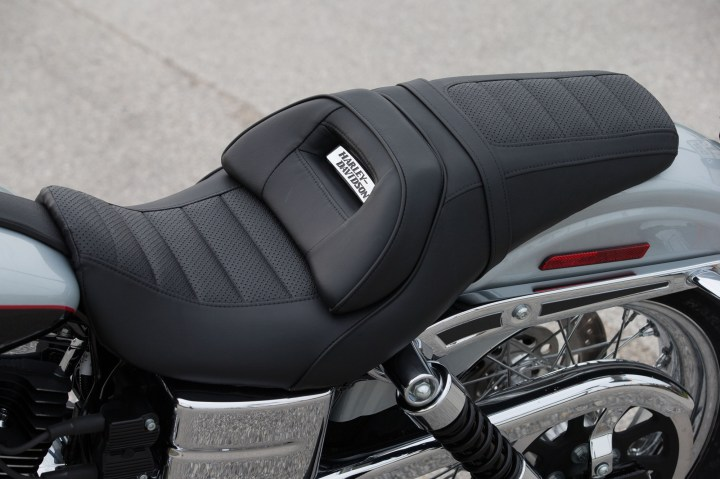 Adjustable ergos mean the Low Rider should suit a wide variety of riders.