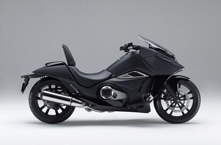 Honda releases the NM4 Vultus specs