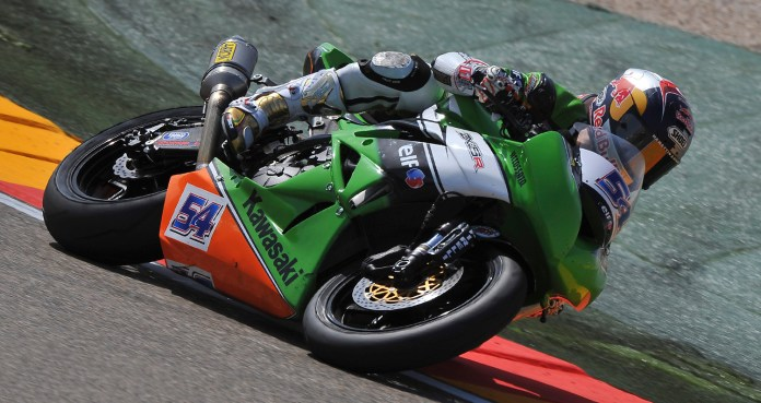 Kenan Sofuoglu took the second race after Cluzel's tangle with Coghlan.