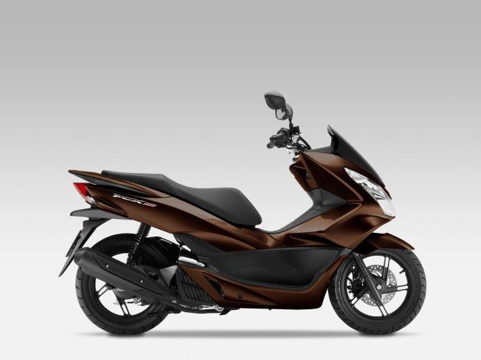 2014 Honda PCX150 4