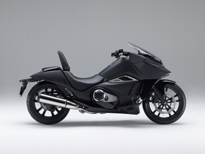 Honda's NM4 has polarized motorcycle fans.