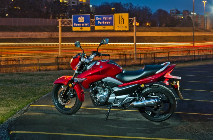 CMG's First 2014 Long-Term Test Bike Arrives