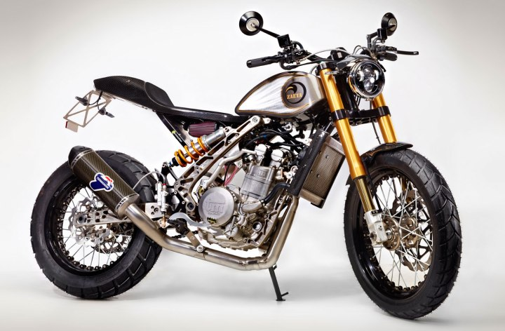 Zaeta motorcycles coming to Canada