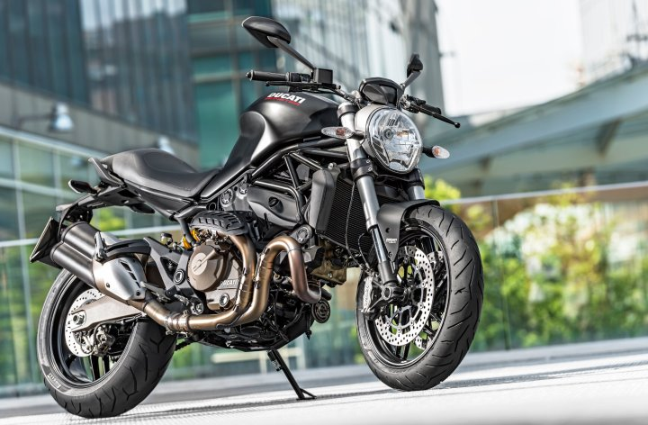 Ducati unveils Monster 821