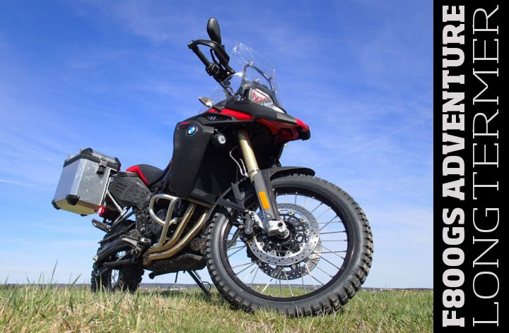Long Termer: F800GS Adventure