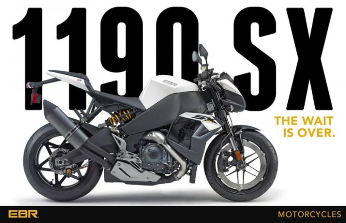 Buell has returned to its naked bike roots.