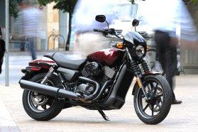 2014 Harley Davidson Street 12