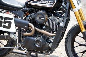 2014 Harley Davidson Street 6