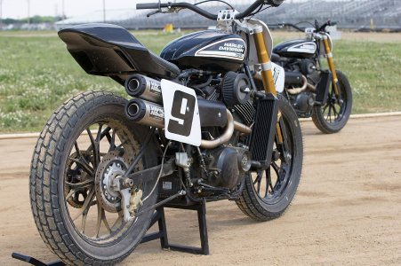 The flat trackers being thrashed around in the dirt supposedly made 75 hp after mild tuning.