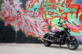 2014 Harley Davidson Street 9