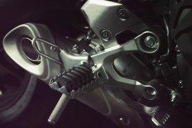 2014 Yamaha FZ09 Street Tracker 4