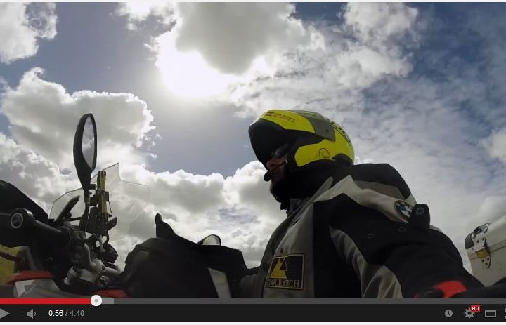 Video: South America, by motorcycle