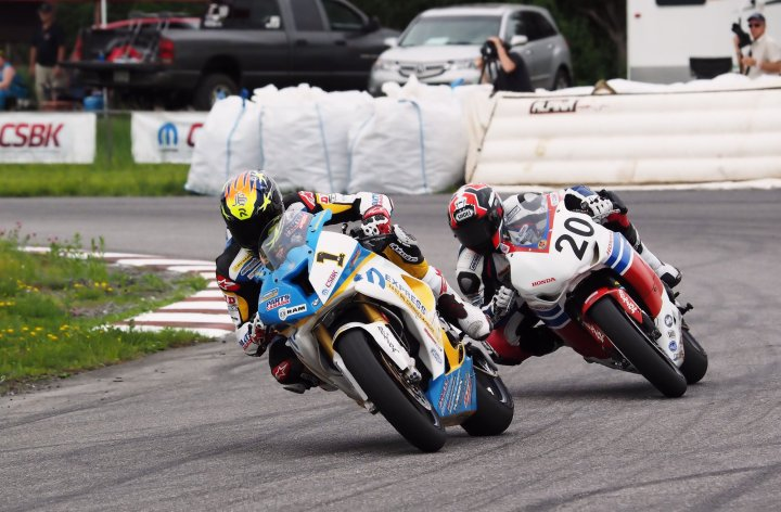 Szoke gets 14th in BMW racing competition