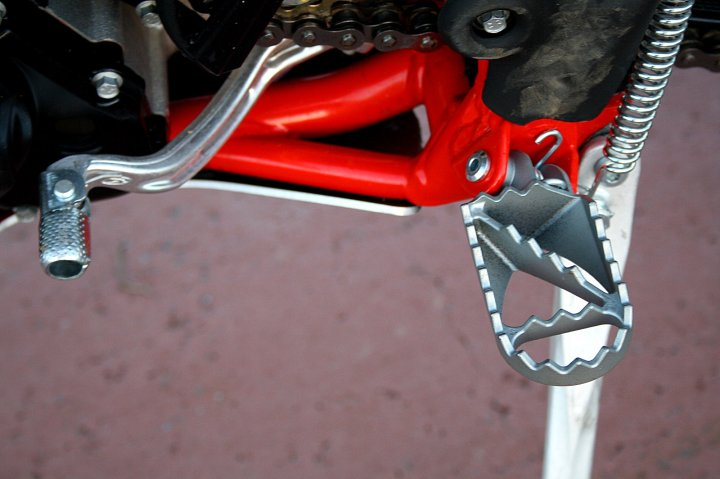 The gearbox exhibited typical Italian characteristics. Photo: Zac Kurylyk