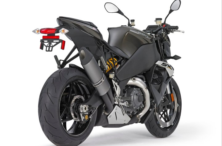 Erik Buell Racing 1190SX: More details