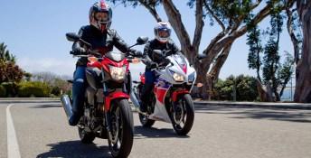 2014 Honda CB300F 5