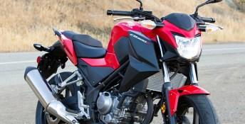 2014 Honda CB300F 8