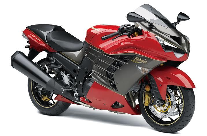 Kawasaki announces Limited Edition ZX-14