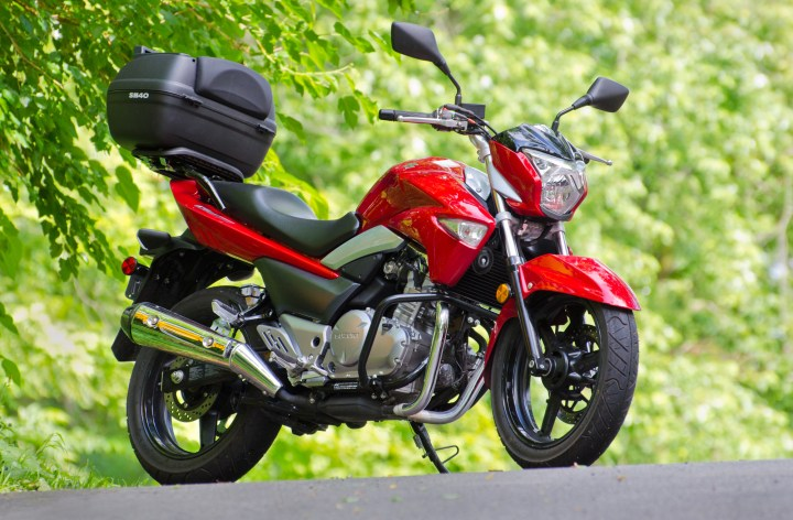 Suzuki GW250 Long Termer Update