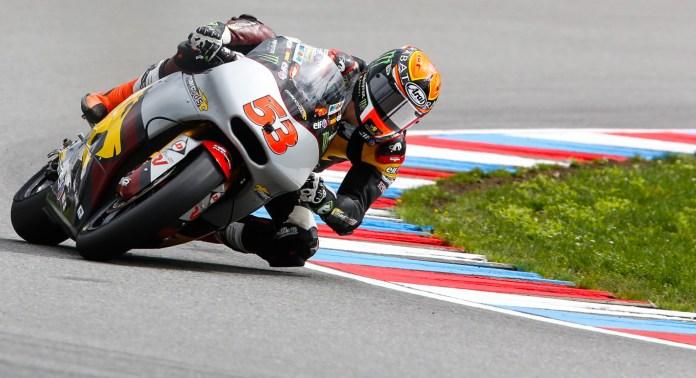 Tito Rabat took Moto2 easily.