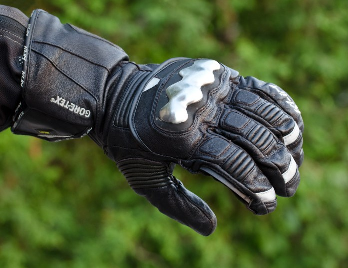 Behold, the Max Max glove for the 21st Century.