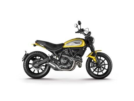 2015 Ducati Scrambler 13