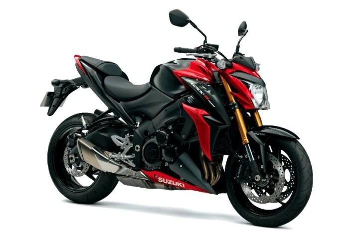 Suzuki announces GSX-S 1000, GSX-S 1000F